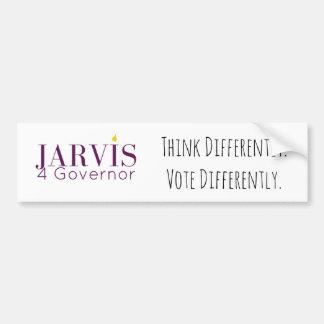 Autocollant De Voiture Adhésif pour pare-chocs du Gouverneur de Jarvis 4
