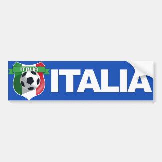 Autocollant De Voiture Adhésif pour pare-chocs italien d'équipe de