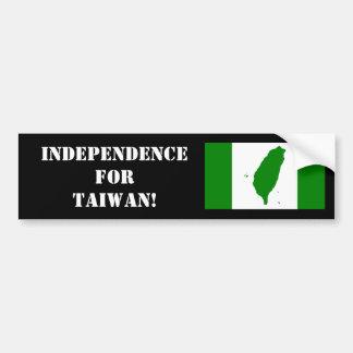 Autocollant De Voiture Adhésif pour pare-chocs taiwanais de