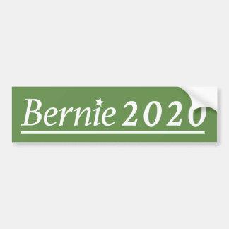 Autocollant De Voiture Adhésif pour pare-chocs vert de Bernie 2020