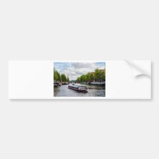 Autocollant De Voiture Amsterdam