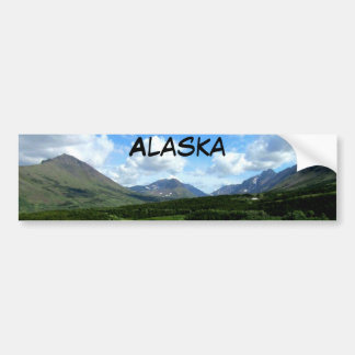 Autocollant De Voiture Anchorage Alaska