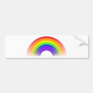 Autocollant De Voiture Arc-en-ciel coloré