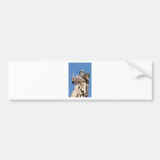 Autocollant De Voiture Architecture religieuse à Vatican, Rome, Italie