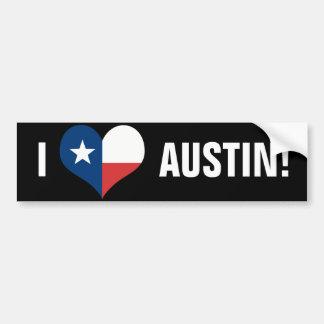 Autocollant De Voiture Austin