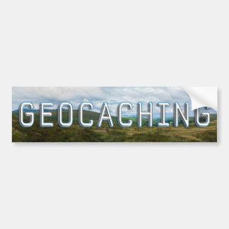 Autocollant De Voiture Bannière de Geocaching