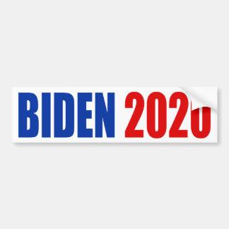 """AUTOCOLLANT DE VOITURE """"BIDEN 2020 """""""