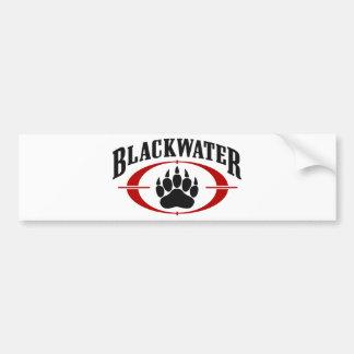 Autocollant De Voiture Blackwater