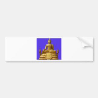 Autocollant De Voiture Bouddha
