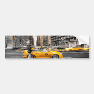 Autocollant De Voiture Cabines de New York City, Central Park