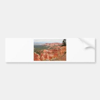 Autocollant De Voiture Canyon de Bryce, Utah, Etats-Unis 9