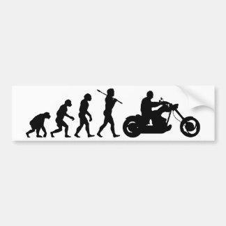 Autocollant De Voiture Cavalier de vélo
