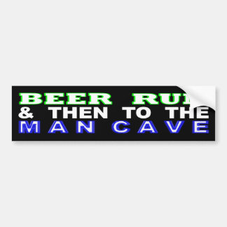 Autocollant De Voiture Caverne d'homme
