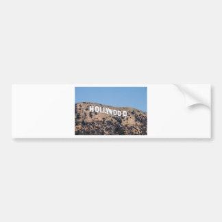 Autocollant De Voiture Ciel de la Californie de montagnes de visibilité