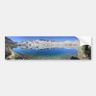 Autocollant De Voiture Clivage de Goddard au lac Wanda - traînée de John