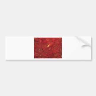Autocollant De Voiture Cuisson de la sauce tomate faite maison