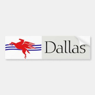 Autocollant De Voiture Dallas a proposé l'adhésif pour pare-chocs de