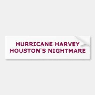 Autocollant De Voiture Décalque de pare-chocs de cauchemar de Harvey