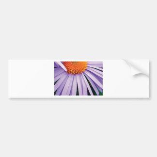 Autocollant De Voiture demi d'art de fleur