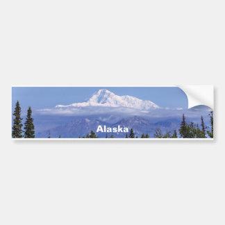 Autocollant De Voiture Denali (le mont McKinley)