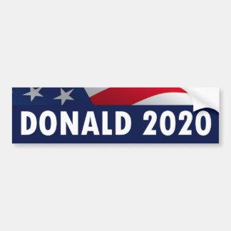 Autocollant De Voiture Donald Trump pour le président adhésif pour