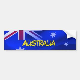 Autocollant De Voiture Drapeau australien