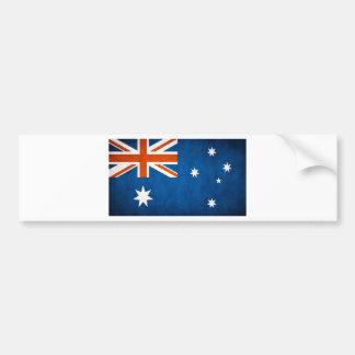 Autocollant De Voiture Drapeau de l'Australie