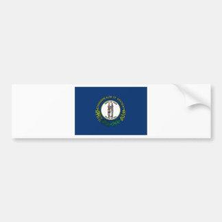 Autocollant De Voiture Drapeau du Kentucky