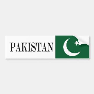 Autocollant De Voiture Drapeau du Pakistan