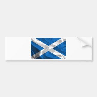 Autocollant De Voiture Drapeau écossais officiel pour l'indépendance