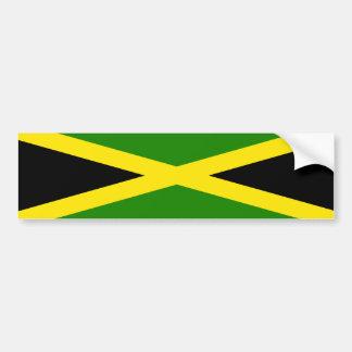 Autocollant De Voiture Drapeau jamaïcain