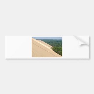 Autocollant De Voiture Dune de Pilat en France