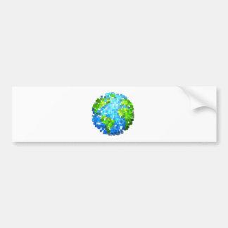 Autocollant De Voiture earth2