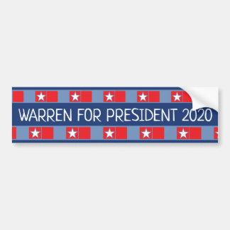 Autocollant De Voiture Élection présidentielle des TERRIERS 2020