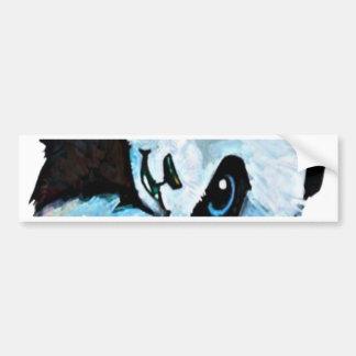 Autocollant De Voiture Étreintes de panda