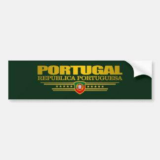 Autocollant De Voiture Fierté portugaise