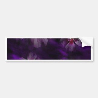 Autocollant De Voiture Florals2