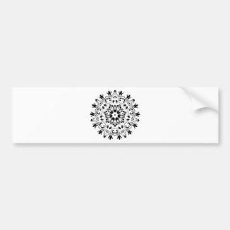 Autocollant De Voiture Flourishing-Floral-Design-800px