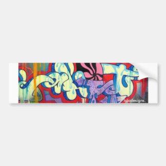 Autocollant De Voiture Graffiti