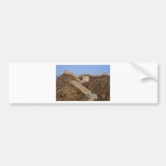 Autocollant De Voiture Grande Muraille de la Chine