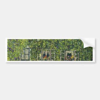 Autocollant De Voiture Gustav Klimt - la Chambre de Guardaboschi