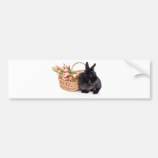Autocollant De Voiture Happy Easter