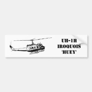 Autocollant De Voiture Hélicoptère d'Iroquois de l'autocollant UH-1H