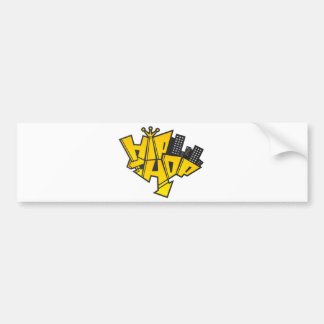 Autocollant De Voiture Hip-hop logo