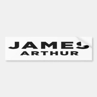 Autocollant De Voiture James Arthur