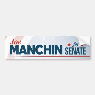 Autocollant De Voiture Joe Manchin pour le sénat