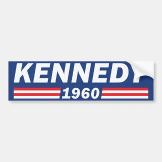 Autocollant De Voiture John F. Kennedy JFK, Kennedy 1960