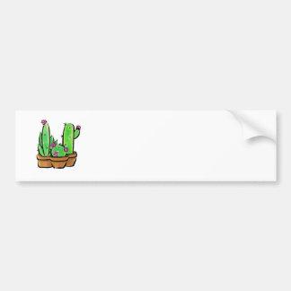 Autocollant De Voiture Joie de cactus