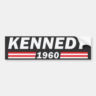 Autocollant De Voiture Kennedy 1960 (John F. Kennedy, JFK)
