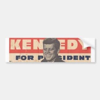 Autocollant De Voiture Kennedy pour l'adhésif pour pare-chocs de